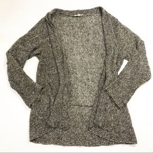 Eileen Fisher Open Drape Cardigan